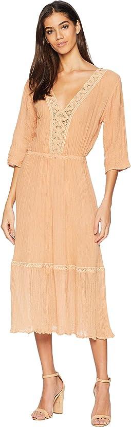Tangier Midi Dress