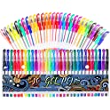 Aen Art Gel Pens 30 Colors Gel Marker Set Colored Pen