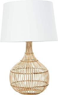 KOUBOO 1050120 Luhu Table Pendant Lamp, Brown