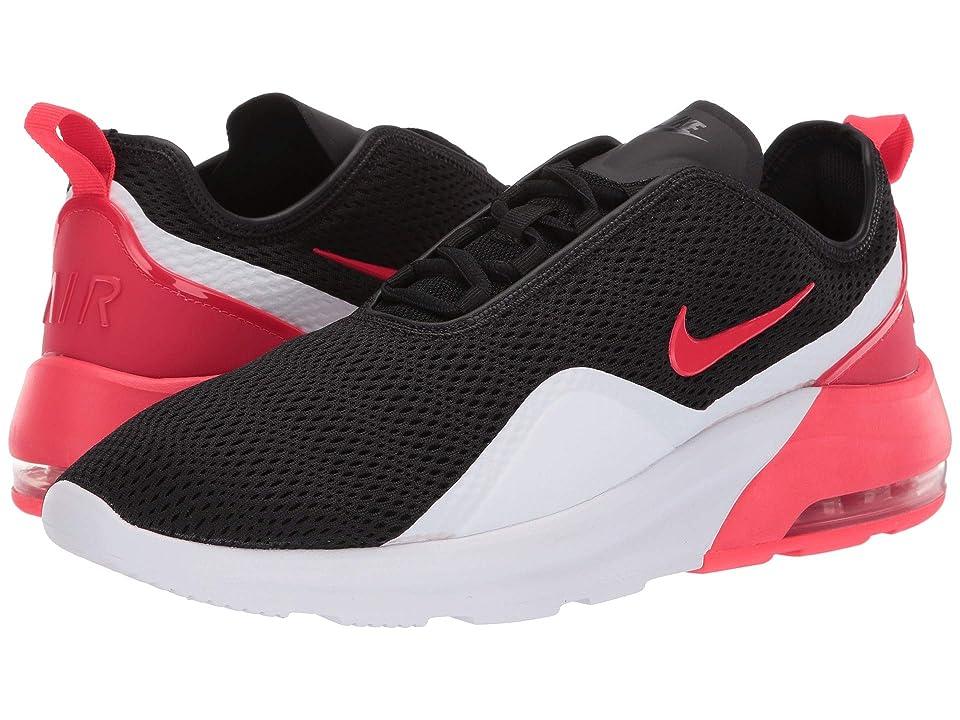 Nike Air Max Motion 2 (Black/Red Orbit/White) Men