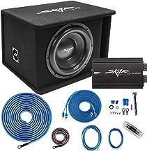 "Skar Audio Single 12"" Complete 1,200 Watt SDR Series Subwoofer Bass Package –.."