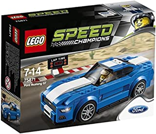 LEGO Speed Champions Ford Mustang GT 75871 Playset Toy
