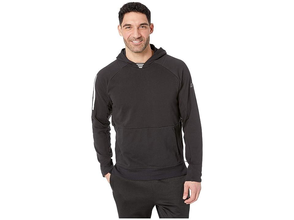 adidas Sport To Street Pullover (Black/White) Men