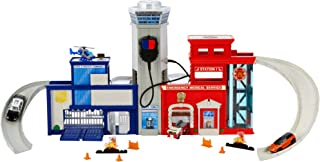 Matchbox Rescue Headquarters Playset