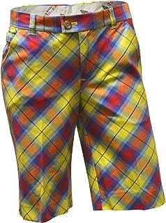 Royal & Awesome Womens Golf Shorts