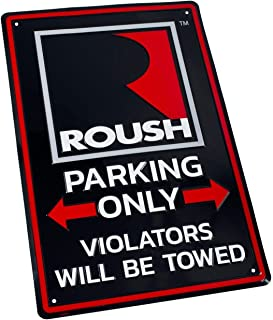 Roush Parking Only Towed 12