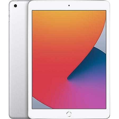 2020 Apple iPad (de 10,2Pulgadas, con Wi-Fi y 128GB) - Plata (8.ªgeneración)