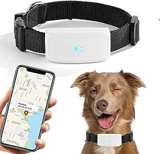 Localizzatore GPS per Pets Cani e Gatti Collana Animali Impermeabile Geo-Fence Alarm Anti-perso Monitoraggio GSM/GPRS/GPS ...