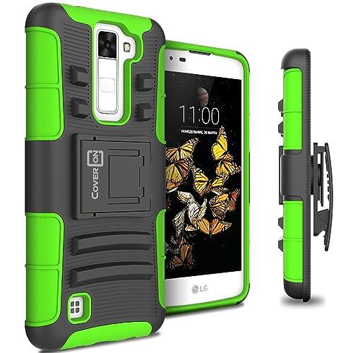 on sale 78e71 6eb38 Lg K8 Phone Cases: Amazon.com