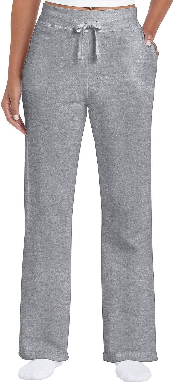 Gildan Women's Open Sweatpants New life Las Vegas Mall Bottom
