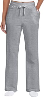 Women's Open Bottom Sweatpants