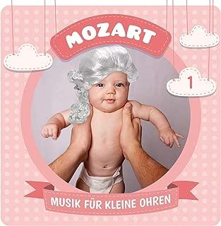 Mozart: Menuett in G-Dur, K.1 (Arr. Musik für kleine Ohren) (Rework)