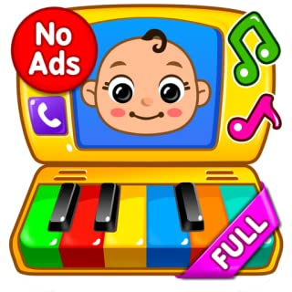 Baby Games - Nursery Rhymes, Baby Piano, Baby Phone, First Words For Babies & Kids