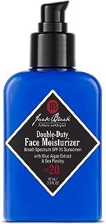 JACK BLACK , Double-Duty Face Moisturizer , SPF 20, 1.5 Fl Oz