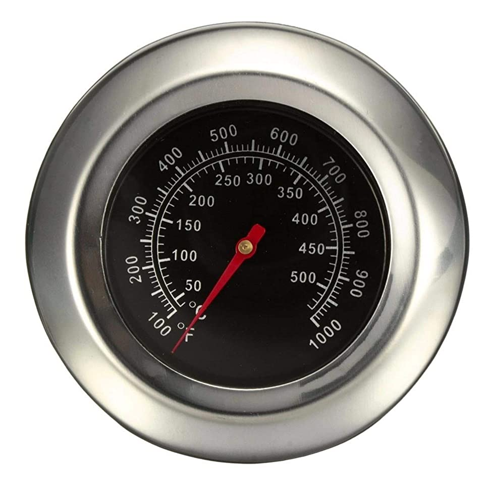 アジア者発言する速い 温度計、?500 50□バーベキューグリル、肉温度計、電気メーター、食品、家庭用キッチンツール調理 赤ちゃんの体温測定 (Color : Silver)