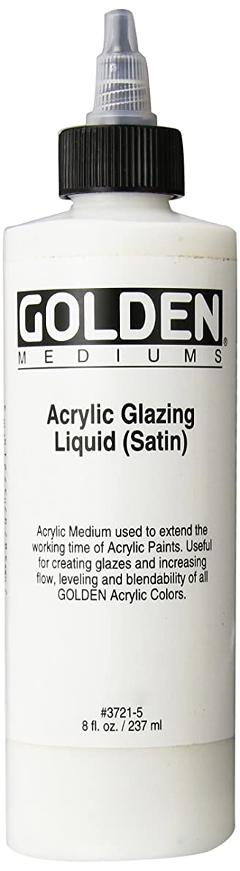 Golden Acrylic Satin Glazing Liquid (37215)