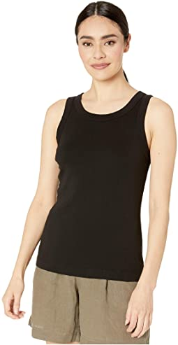 Paloma 1x1 Cotton Wide Binding Tank Top