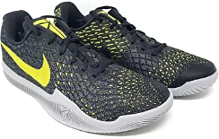 Mens Kobe Mamba Instinct Shoes Dust/Electrolime/Pure Gray 852473-003 (10)