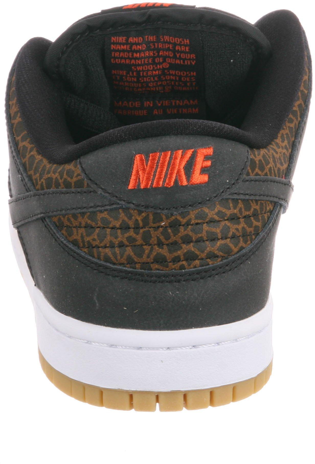 Nike Dunk Low Premium SB 313170-018 High Performance Skateboarding Shoes ?
