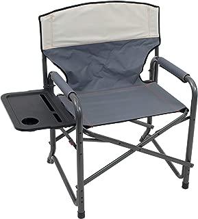 Margaritaville Rio Gear Broadback XXL Directors Outdoor Folding Chair - Slate/Putty, 28