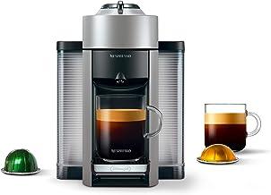 Nespresso Vertuo Coffee and Espresso Machine by De'Longhi, Silver
