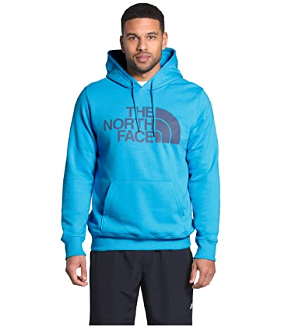 The North Face Half Dome Pullover Hoodie (Ethereal Blue) Men
