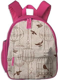 子供用 バックパック キッズバッグ ランドセル リュック通学 学童バッグ 鳥群れ ガールズ ボーイズ バッグ