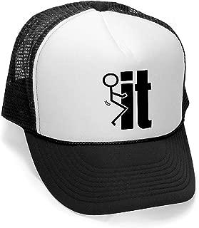 inappropriate trucker hats