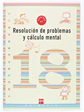 Cuaderno 18 de resolución de problemas y cálculo mental. 6 Primaria - 9788467507294