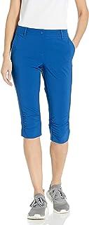 Cutter & Buck Women's Moisture Wicking, UPF 50+, Stretch Morgain Long Short