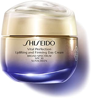 Creme Shiseido Vital Perfection Uplifting and Firming FPS 30 50ml