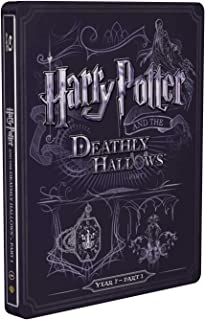 Harry Potter E I Doni Della Morte - Parte 1 Steelbook (Bs)