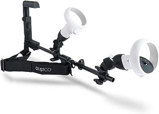 Glistco Magni Stock - VR Carbon Fiber Controller Stock Rifle Adapter Quest 2
