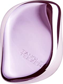 Tangle Teezer x Skinny Dip Comapct Styler 顺发梳,淡紫色