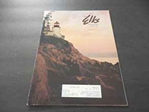 The Elks Magazine March 1987 Building Alaskan Hwy; Abandoned Gold Mines; Autos