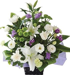 花のギフト社 お悔やみの花 お供え生花 供え花 法事お供え お悔やみ花 お供えアレンジ お彼岸用の花