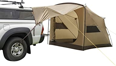 Slumberjack - Slumber Shack 4 Person Tent - Stand-Alone or Vehicle Based 4 Person Camping Tent