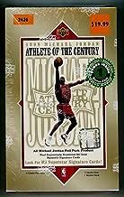 1999-00 Upper Deck Michael Jordan Athlete of the Century Sealed Basketball Hobby Box