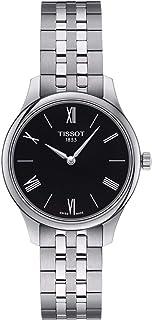 Tissot orologio donna Tradition 5.5 Lady nero 31mm acciaio quarzo T063.209.11.058.00