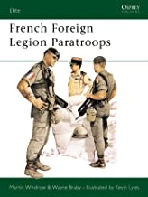 French Foreign Legion Paratroops (Elite Book 6)