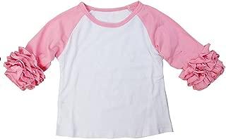 Kirei Sui Girls Classic Long Sleeve Icing Raglan T-Shirts