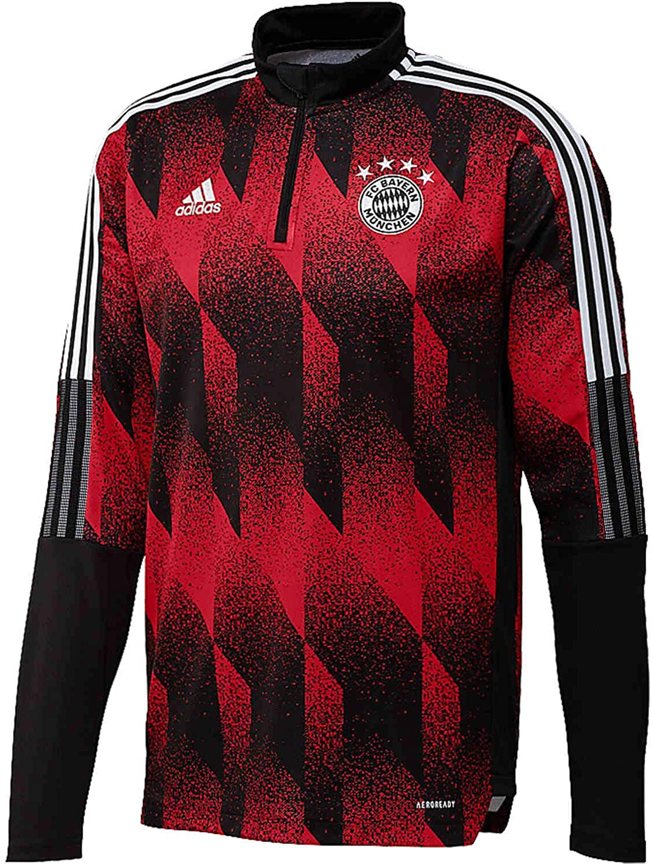 adidas Men's Bayern Munich 2021 Graphic Track Top