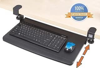 Best keyboard tray lock Reviews
