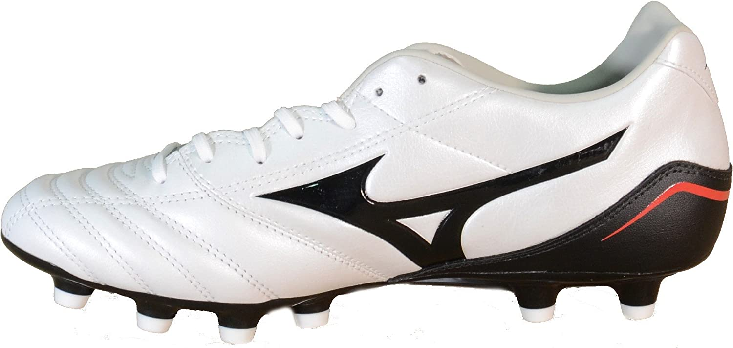 Mizuno shoes Football Men Neo Zen MD White Black Size 10