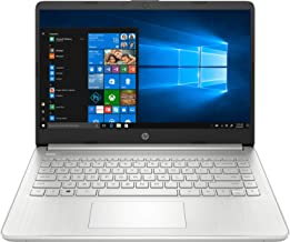 HP 14s dr1006TU 14-inch Laptop (10th Gen Core i7-1065G7/8GB/512GB SSD/Windows 10 Home/Intel Iris Graphics), Natural Silver