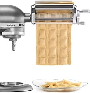 Best ravioli maker kitchenaid attachment Reviews