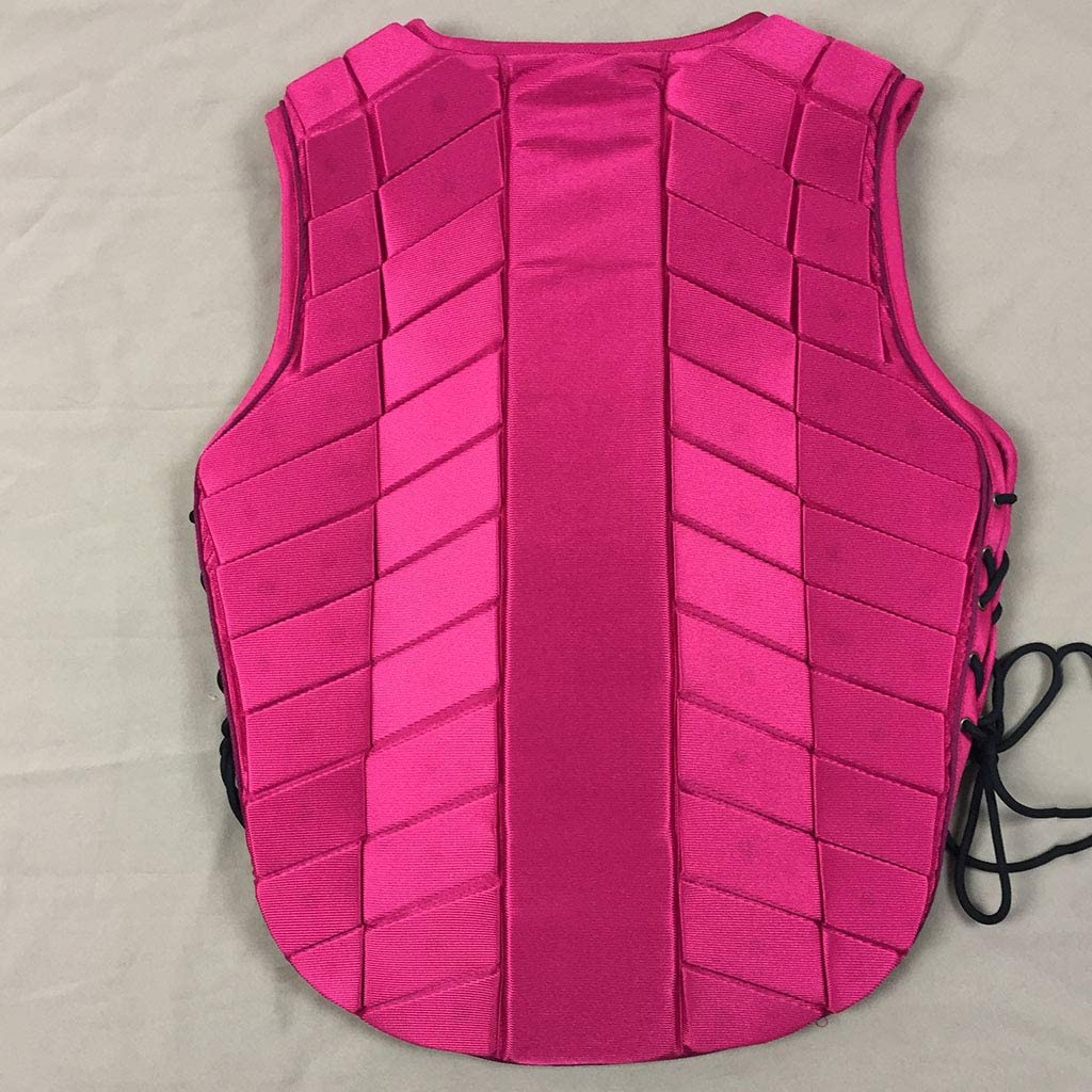 menolana Horse Riding Vest, Equestrian Body Protector Protective Gear for Men Women Youth Toddler Kids, Outdoor Riding Training Safety Equipment, Adjustable : Sports & Outdoors