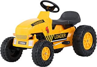 Best caterpillar toy tractor pedal ride on with backhoe Reviews