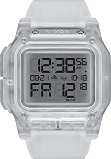 Nixon Regulus Watch One Size Clear