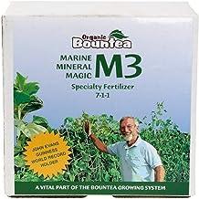 Organic Bountea 739714 Bountea Marine Mineral Magic M3 5 lb Nutrient, Grey